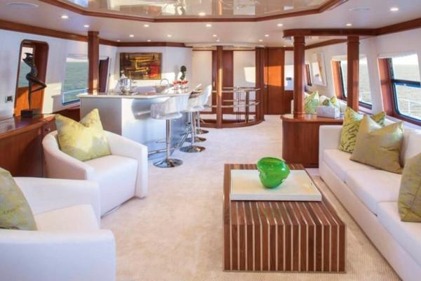 1990 Heesen 144'  AT LAST | Picture 4 of 21