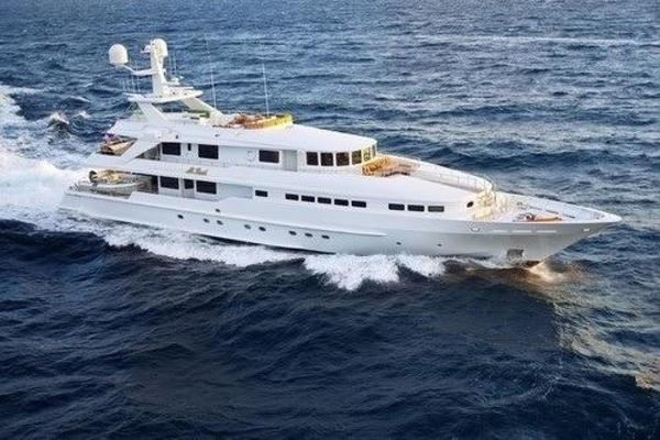 1990 Heesen 144'  AT LAST | Picture 1 of 21