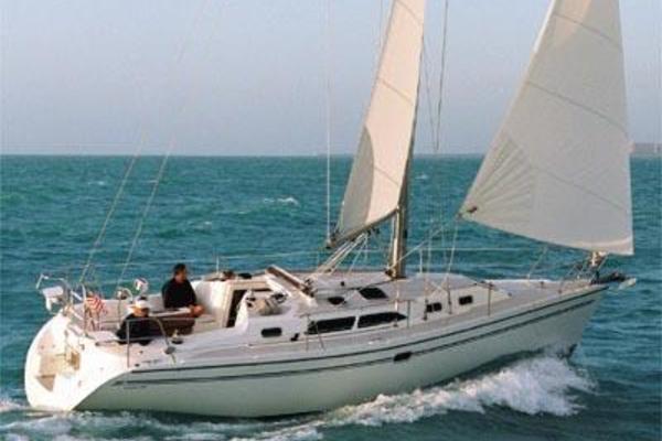 36' Catalina 350mkii 2008 | Wind Scape