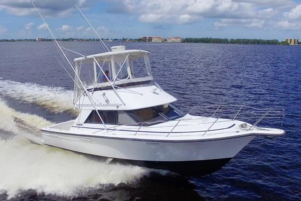 33-ft-Phoenix-1989-33 Convertible-Priority II Fort Myers Florida United States  yacht for sale