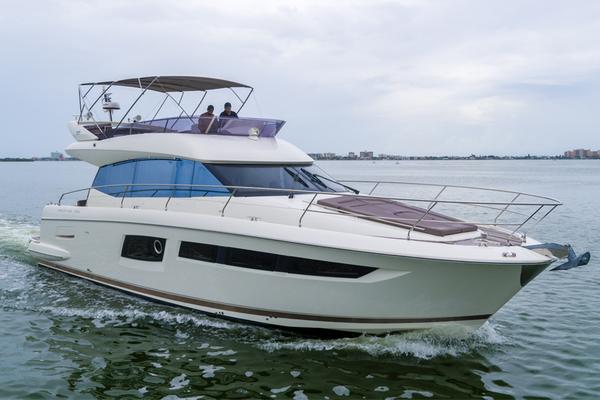 2018 Prestige 50 Flybridge  Boatload