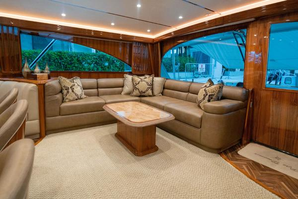 2015 Viking 70' Sport Fish PIPE DREAMER   Picture 6 of 112