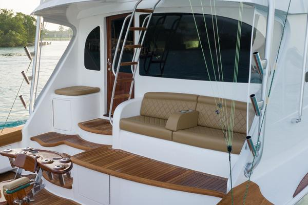 2015 Viking 70' Sport Fish PIPE DREAMER   Picture 4 of 112