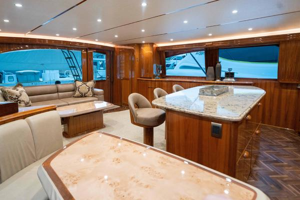 2015 Viking 70' Sport Fish PIPE DREAMER   Picture 7 of 112