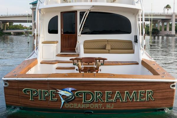 2015 Viking 70' Sport Fish PIPE DREAMER   Picture 3 of 112