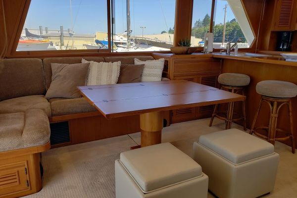 1997 Offshore Yachts 55' Pilothouse One Last Time | Picture 3 of 11