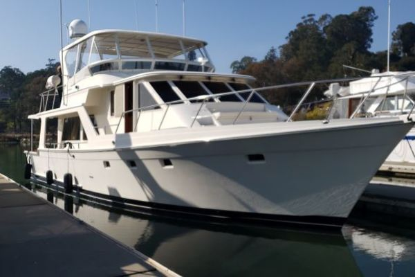 1997 Offshore Yachts 55' Pilothouse One Last Time | Picture 1 of 11