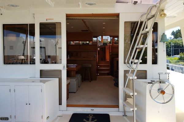 1997 Offshore Yachts 55' Pilothouse One Last Time | Picture 8 of 11