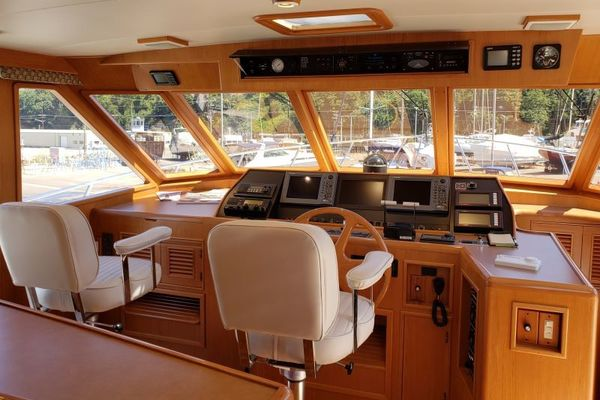 1997 Offshore Yachts 55' Pilothouse One Last Time | Picture 5 of 11