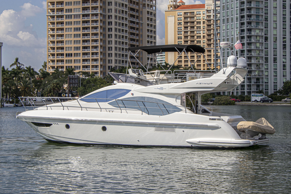 45' Azimut 45 Flybridge 2014 | Clear!