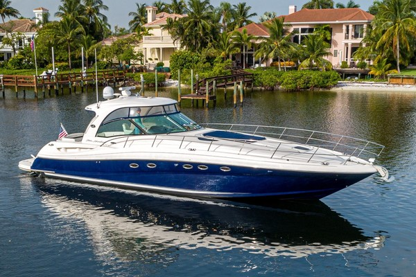 50' Sea Ray Sundancer 2005 | Executive Function