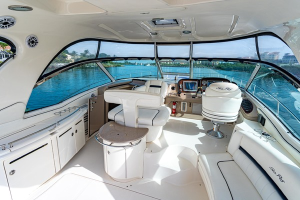 2005 Sea Ray 50' Sundancer EXECUTIVE FUNCTION   Picture 7 of 18