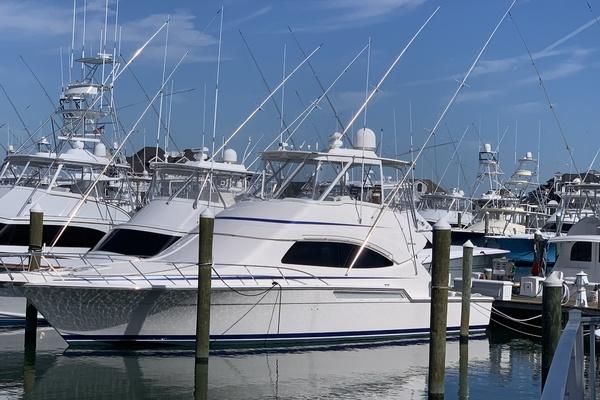 2008 Bertram 51 Sportfish Galley