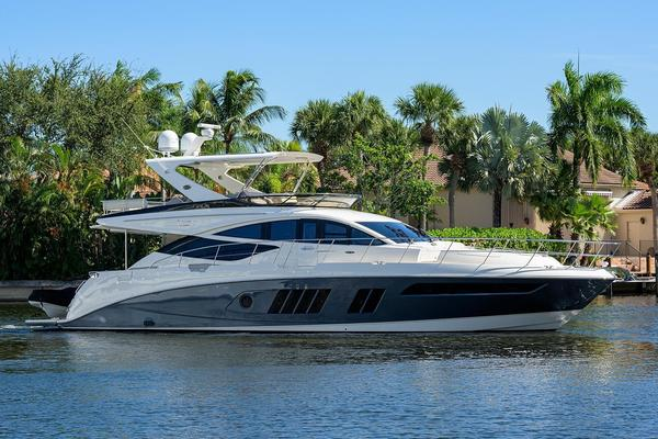65' Sea Ray L650 Fly 2015 | Knot On Call