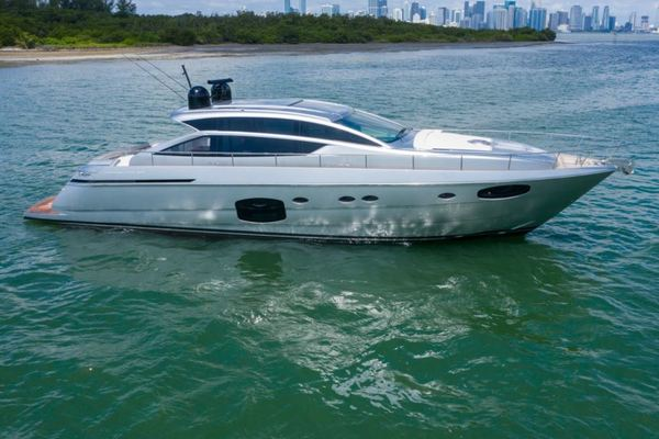 62-ft-Pershing-2016-62 Express-Corriamo Bal Harbour Florida United States  yacht for sale