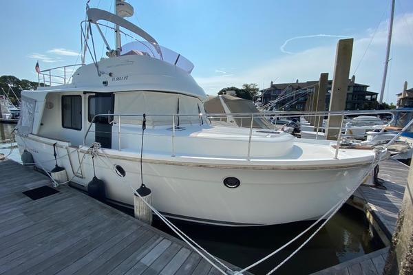 34' Beneteau Swift Trawler 2016   Sea Escape