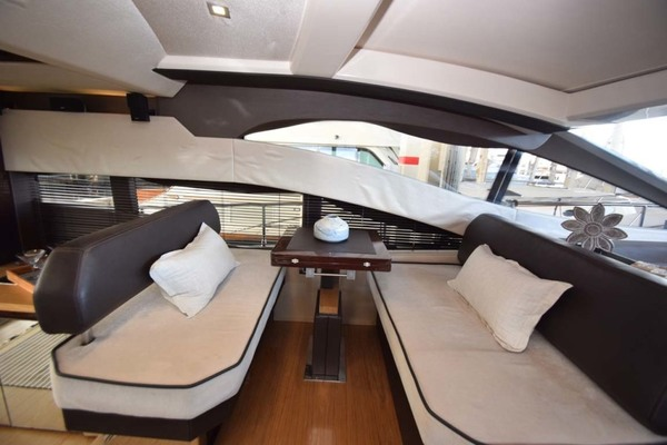 2011 Sessa 54' C54 Express  | Picture 7 of 37