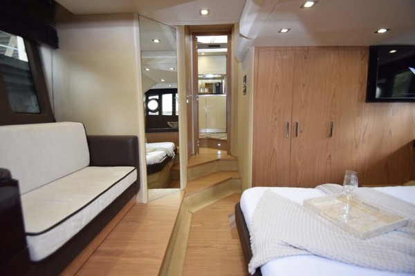 2011 Sessa 54' C54 Express  | Picture 2 of 37