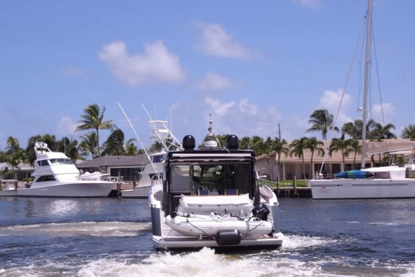 2011 Sessa 54' C54 Express  | Picture 4 of 37