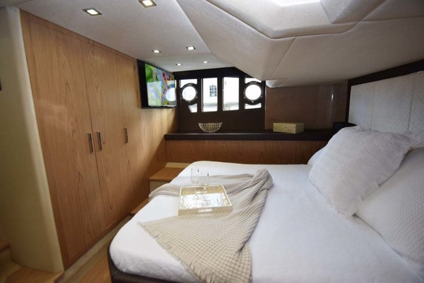 2011 Sessa 54' C54 Express  | Picture 3 of 37