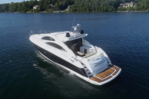2008 Sunseeker 62' Predator Absolutely   Picture 3 of 24