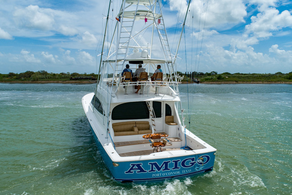 2016 Viking 62' 62 Convertible Amigo | Picture 6 of 68