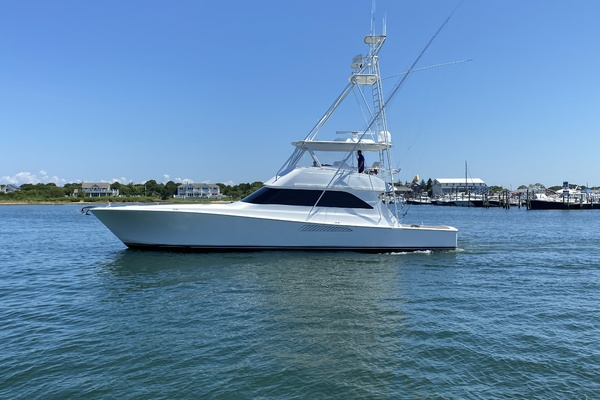 2001 Viking 61' 61 Convertible Second Chance | Picture 1 of 33