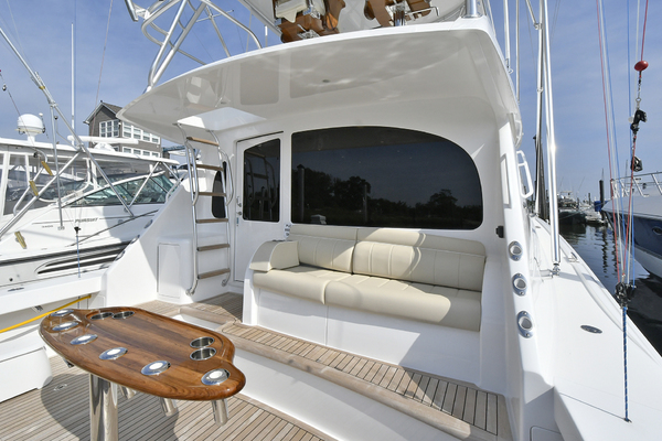 2019 Viking 48' 48 Convertible   | Picture 7 of 38