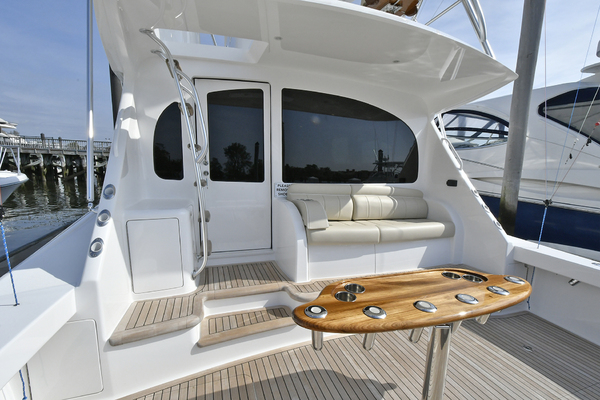 2019 Viking 48' 48 Convertible   | Picture 5 of 38