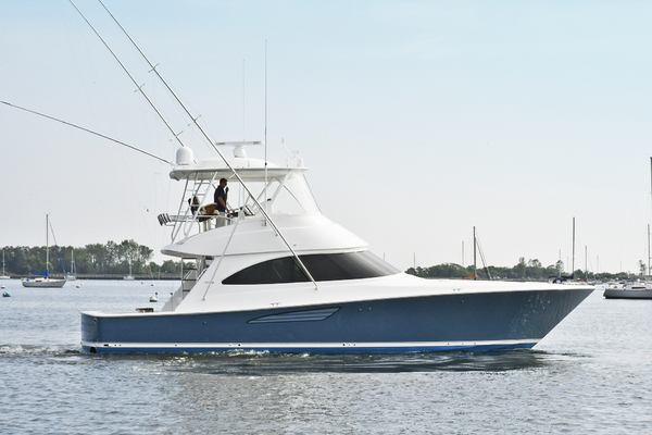 2019 Viking 48' 48 Convertible   | Picture 4 of 38