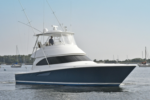 2019 Viking 48' 48 Convertible   | Picture 3 of 38