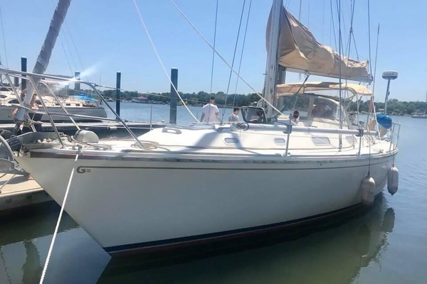 39' Westerly Sealord 1984 | Defiant