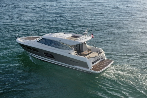 2015 Prestige 55' 550S Nolina II | Picture 1 of 53