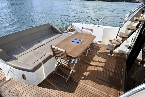 2015 Prestige 55' 550S Nolina II | Picture 5 of 53