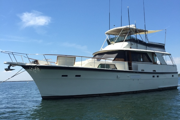 1978 Hatteras 53' Motor Yacht Motor Yacht   Picture 1 of 42