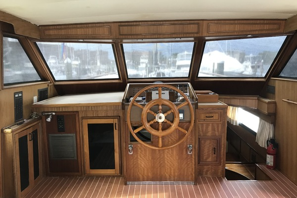 1978 Hatteras 53' Motor Yacht Motor Yacht   Picture 4 of 42
