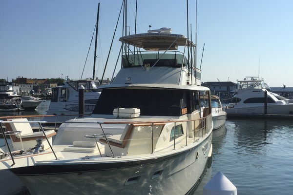 1978 Hatteras 53' Motor Yacht Motor Yacht   Picture 3 of 42