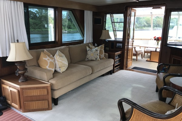 1978 Hatteras 53' Motor Yacht Motor Yacht   Picture 6 of 42