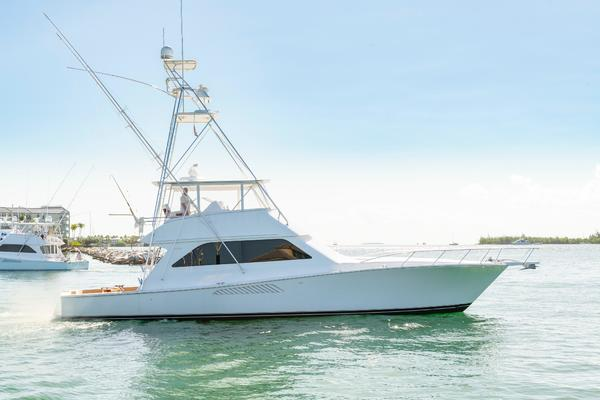 2000 Viking 55' Convertible GET ER DONE   Picture 3 of 36