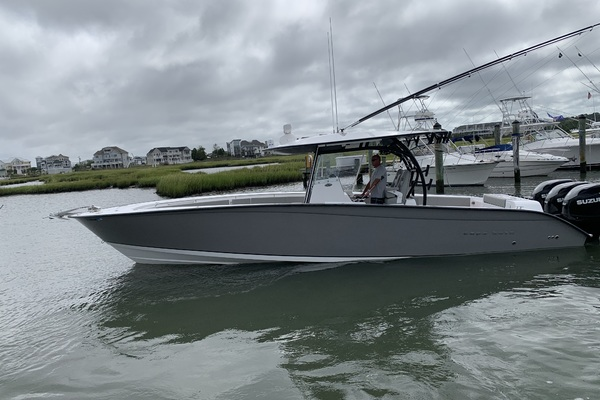 36' Cape Horn 36 Xs With Furuno Sonar 2019 | Just Fold