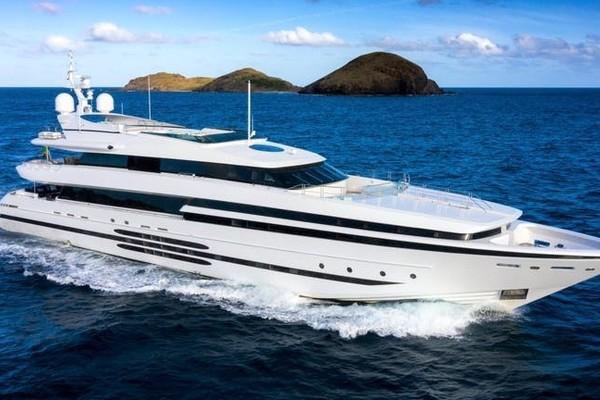 153' Cantieri Di Pisa Motor Yacht 2013 | Balista