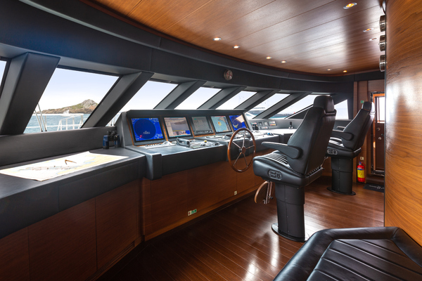 2013 Cantieri di Pisa 153' Motor Yacht BALISTA | Picture 6 of 29