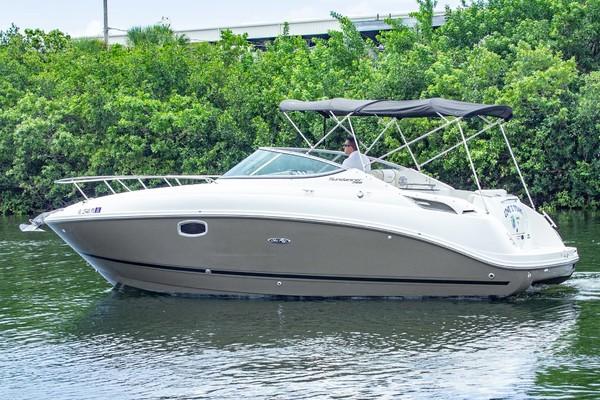 2013 Sea Ray 260 Sundancer