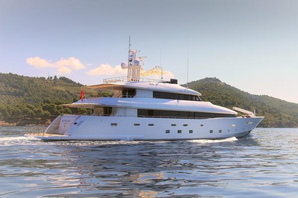 138' Custom Avangard Expedition Yacht 2012 | Mr Mouse