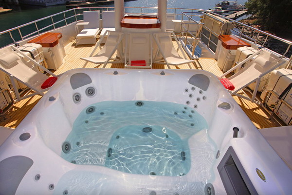 2012 Custom 138' Avangard Expedition Yacht MR MOUSE | Picture 3 of 22