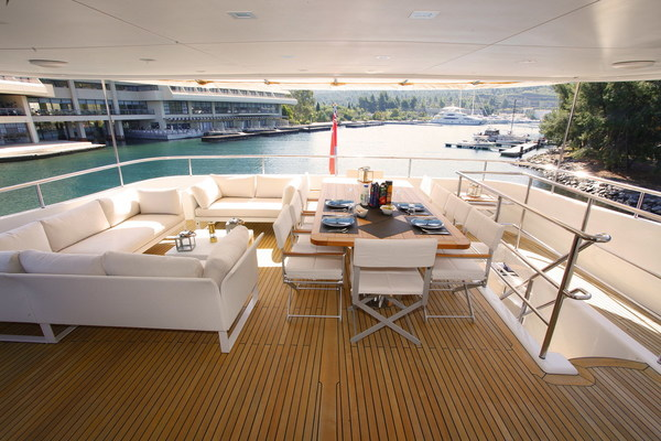 2012 Custom 138' Avangard Expedition Yacht MR MOUSE | Picture 8 of 22