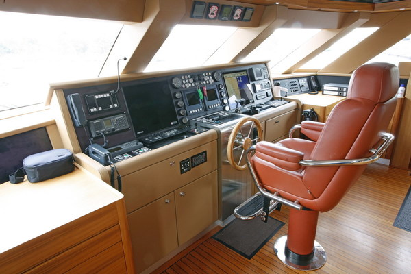 2012 Custom 138' Avangard Expedition Yacht MR MOUSE | Picture 5 of 22