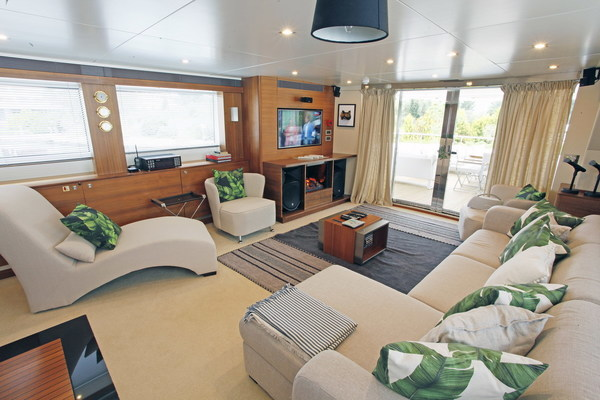 2012 Custom 138' Avangard Expedition Yacht MR MOUSE | Picture 2 of 22