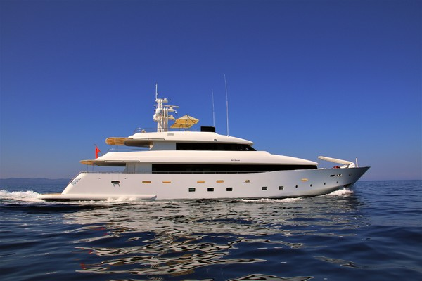 138' Custom Avangard Expedition Yacht 2012 | Mr Mouse