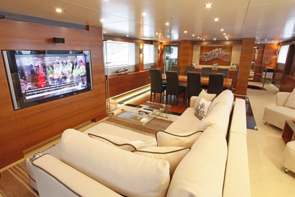 2012 Custom 138' Avangard Expedition Yacht MR MOUSE | Picture 6 of 22